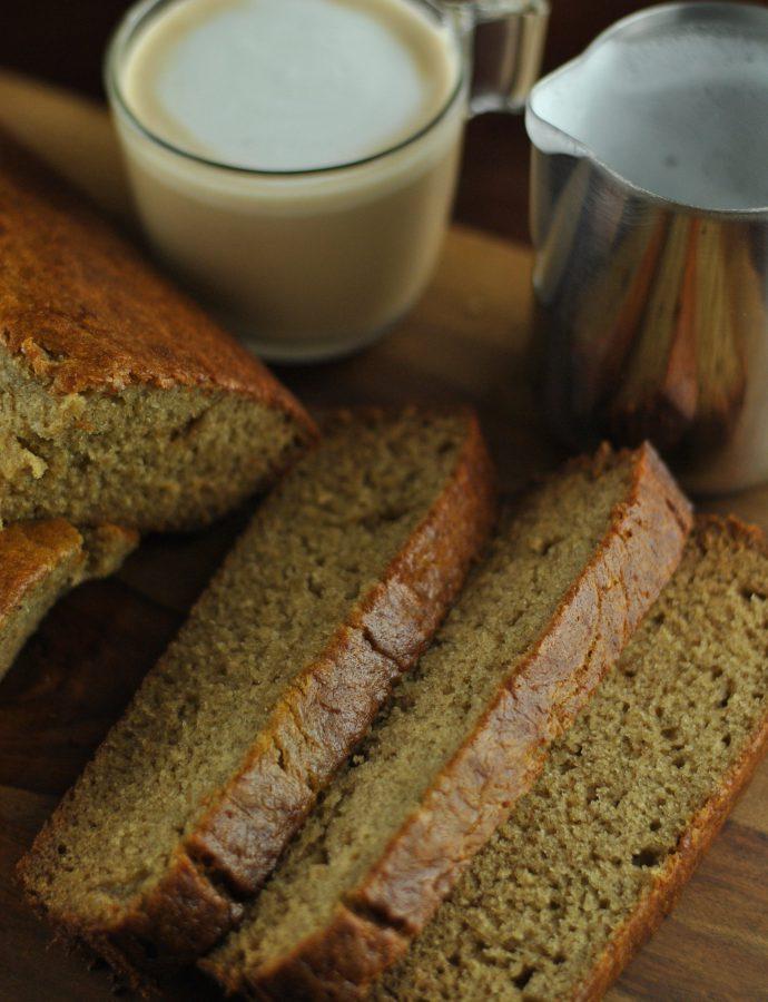 Ultimate one-bowl banana bread