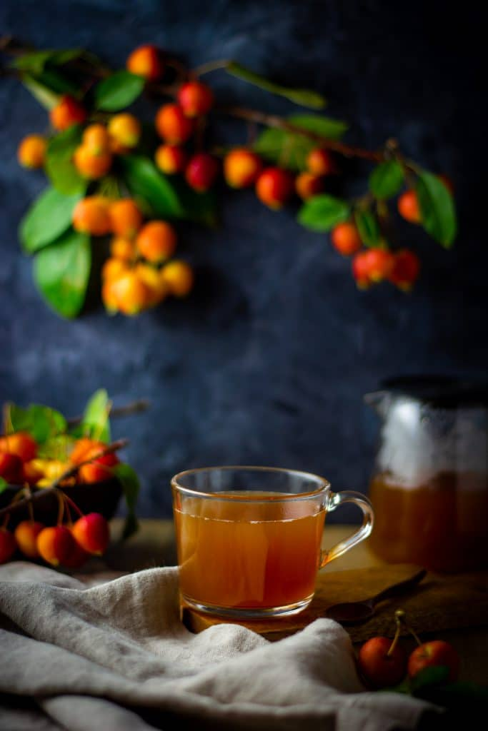Chai cider
