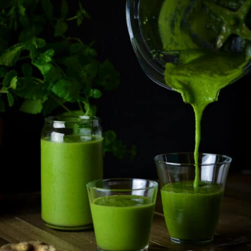 The best green smoothie