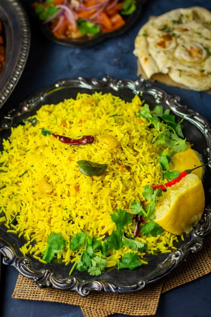 Quick and easy lemon rice (made in the microwave) 1