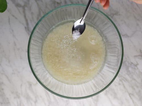 Quick and easy lemon rice