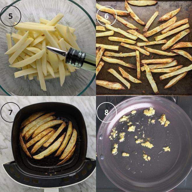 Masala fries instructions