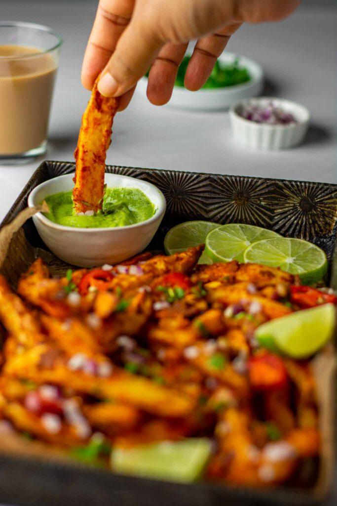 Masala fries 2