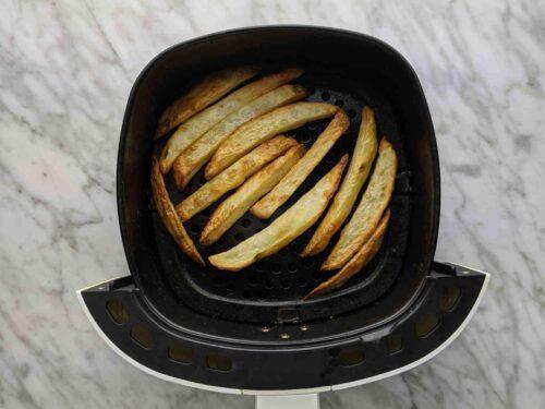 air fry potatoes